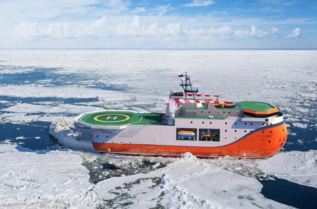 Часть средств от штрафа за разлив топлива на ТЭЦ-3 будет направлены на достройку судна