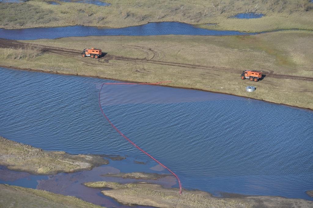 Ущерб, который выплатил «Норникель», от разлива топлива, направят на экологические проекты в Сибирском макрорегионе