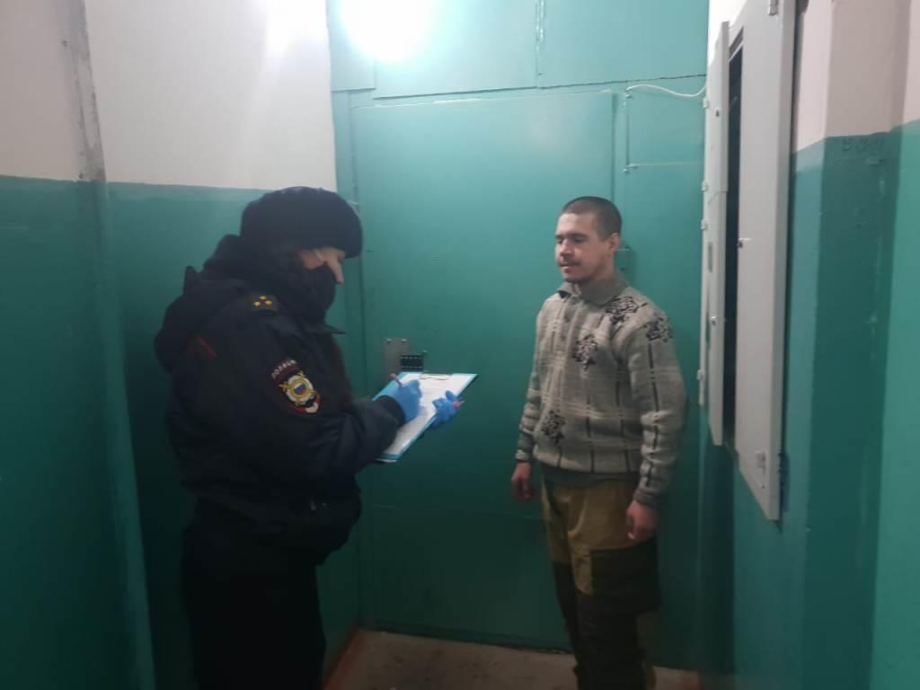 Со 2 по 5 февраля в Норильске проходил первый этап оперативно-профилактической операции «Надзор»