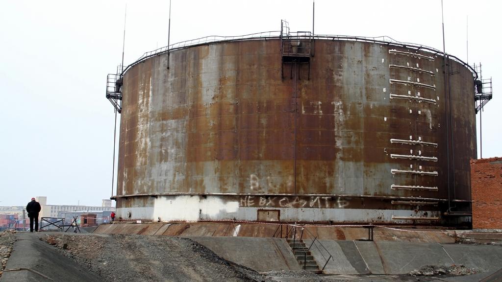 Минпромторг России оказал содействие «Норникелю» в ликвидации последствий аварии на территории ТЭЦ–3