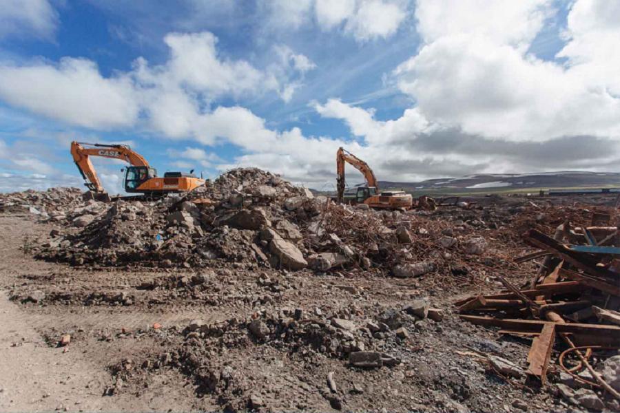 «Норникель» реализует масштабную программу по очистке и благоустройству территорий Норильска, рассчитанную на десять лет