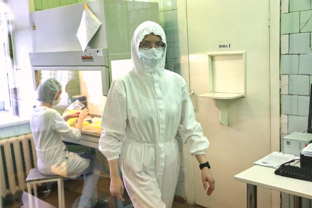 В Норильске за предыдущие сутки выявлены 20 новых случаев заболевания COVID-19