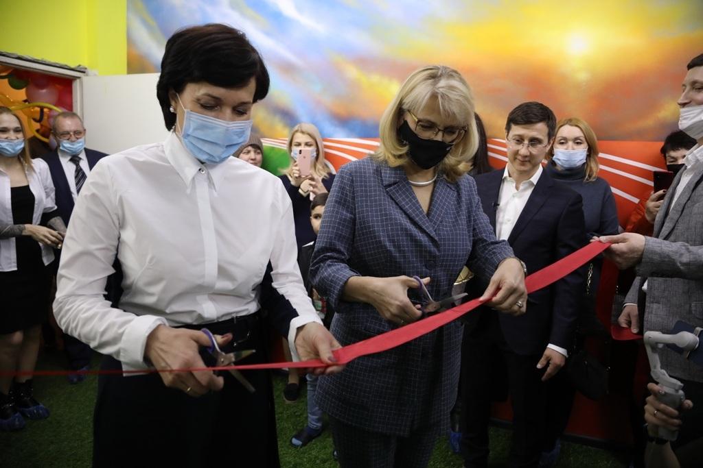 В центре единоборств и фитнеса «Олимп» состоялось долгожданное событие: открыт зал мини-футбола и лёгкой атлетики