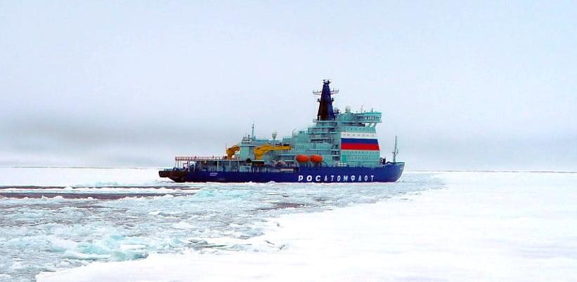 Росатомфлот стал обладателем национальной премии «Хрустальный компас» за новый атомный ледокол «Арктика»