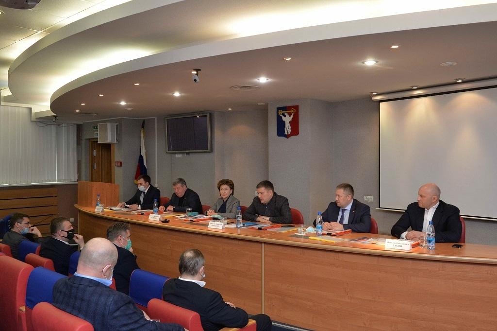 Норильск с рабочим визитом посетила делегация Совета Федерации