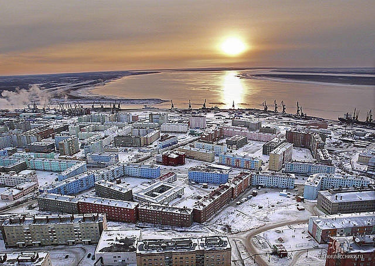 «Норильскникельремонту» поручено отремонтировать мост в районе 72–го км автодороги Дудинка–Норильск.