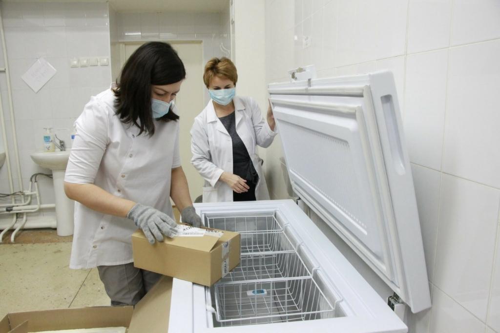 В Норильск доставлена первая партия вакцины против COVID-19