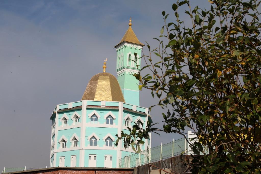 Поздравление Дмитрия Карасева с праздником Курбан-байрам