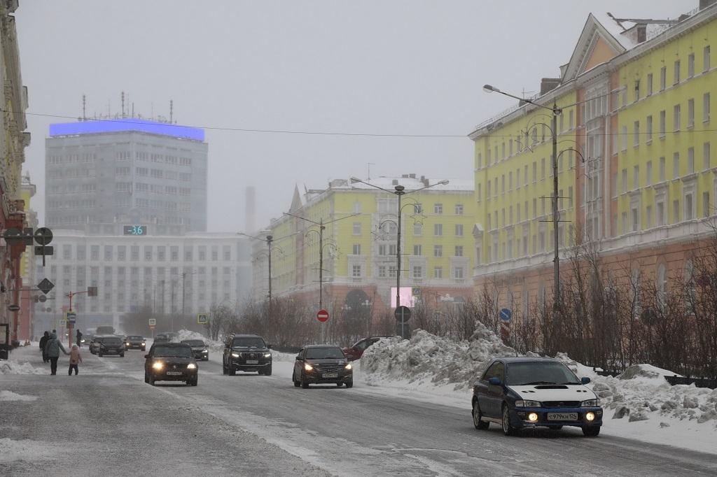 Более миллиарда рублей будет дополнительно выделено на развитие транспортной системы Норильска