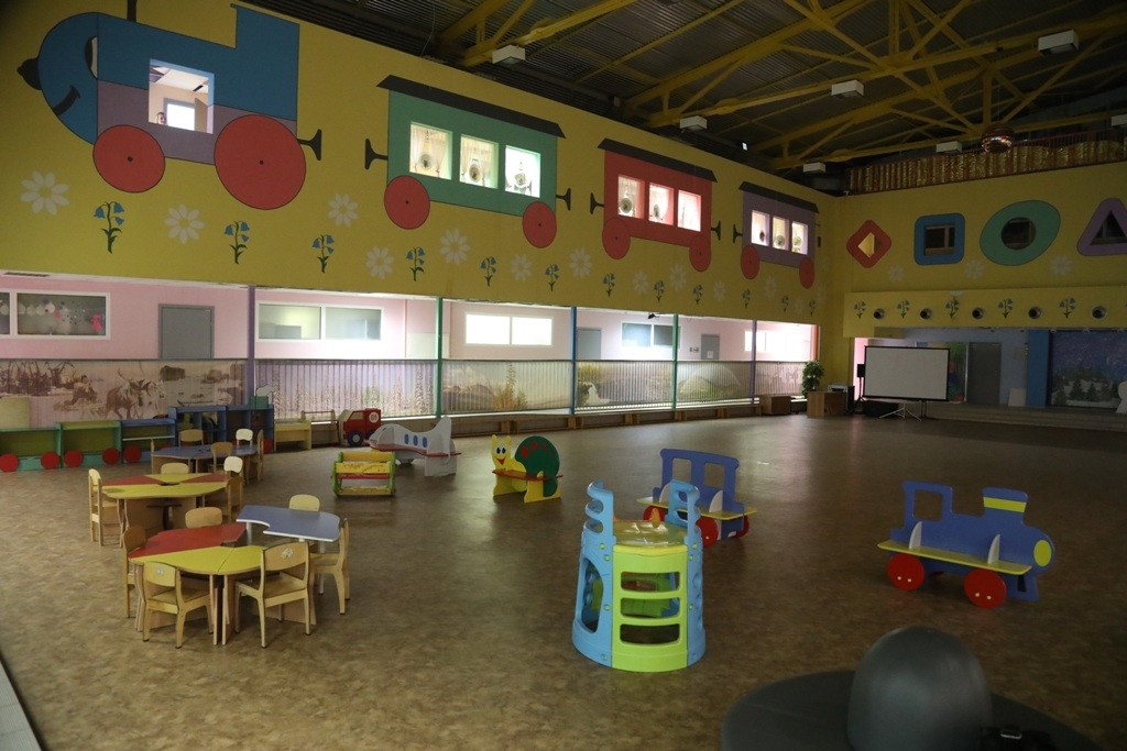 Андрей Колин: «Воспитанники посещают детский сад № 45, опасности в их пребывании в учреждении нет»