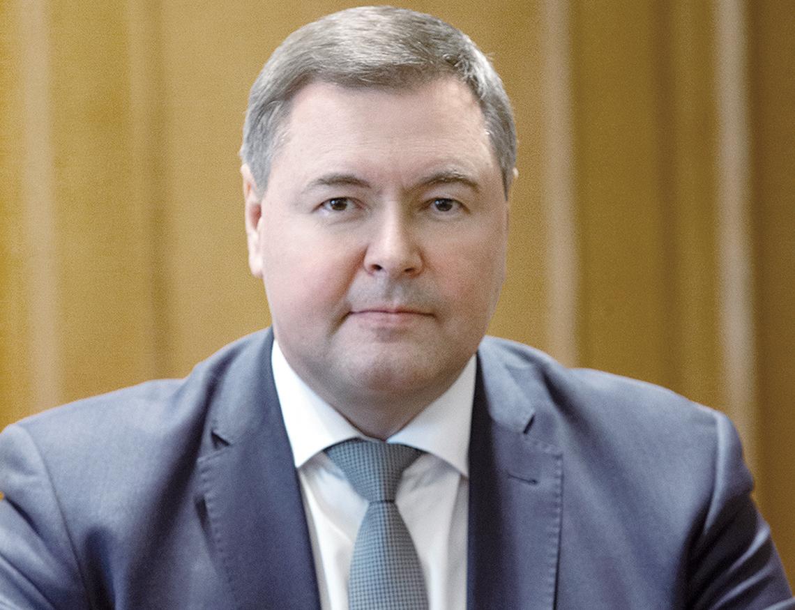 23 февраля – День защитника Отечества. Поздравление Дмитрия Свиридова