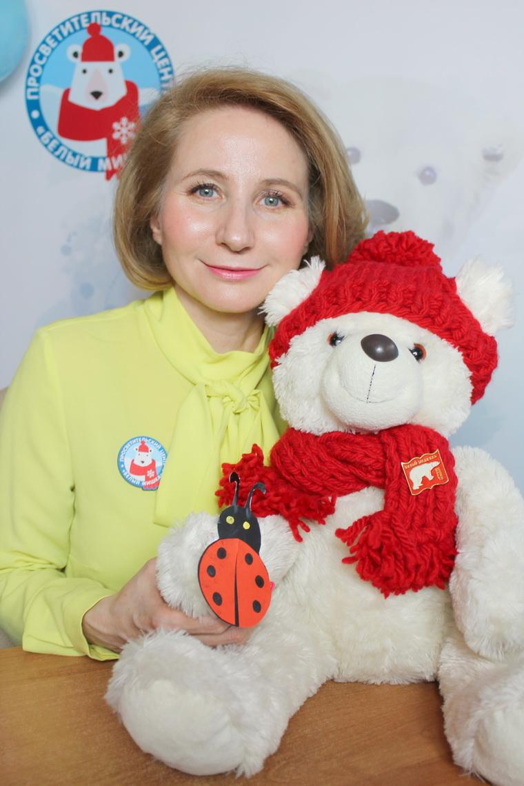 «Белый мишка» встретил полярный день в онлайн-формате
