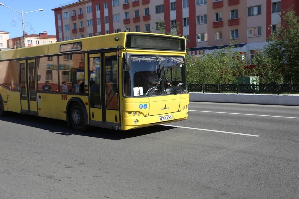 С 5 июня изменится схема движения муниципальных маршрутов № 4, 5А и 5Б