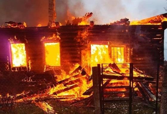 С начала этого года в Красноярском крае произошло более четырёх тысяч пожаров