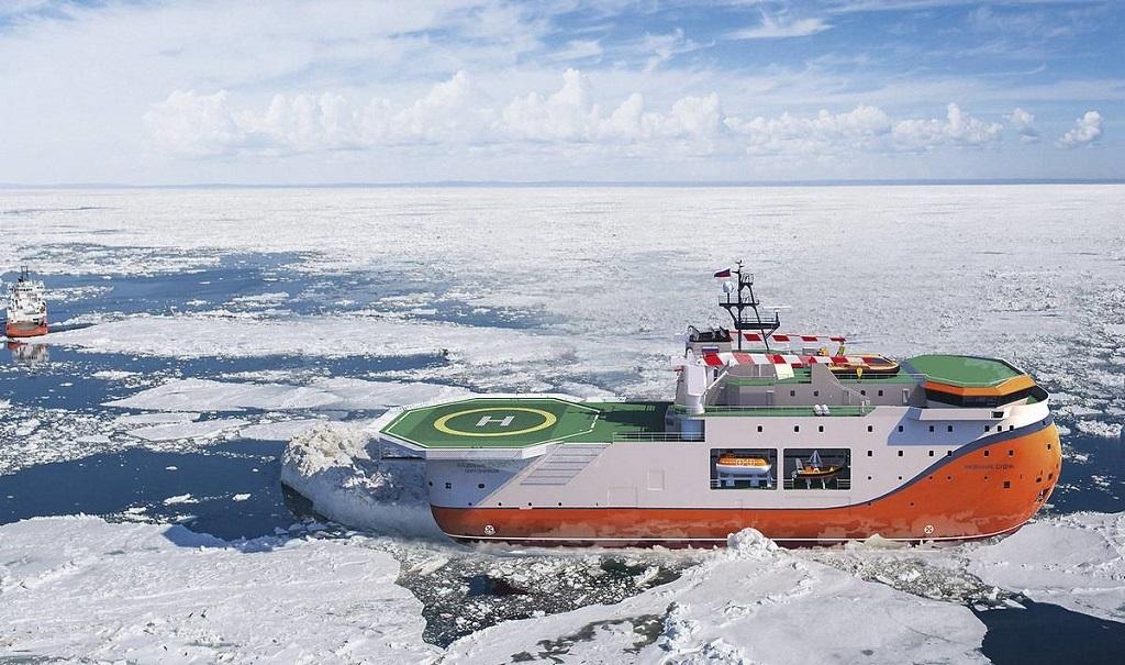 Арктике – новая платформа