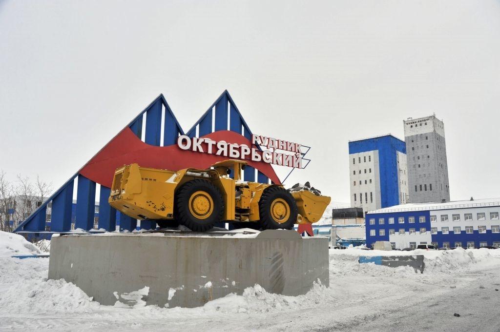 На руднике «Октябрьский» возобновили добычу сырья