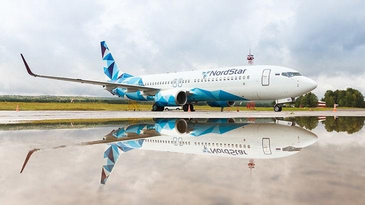 Авиакомпания NordStar закрепила прошлогодний успех