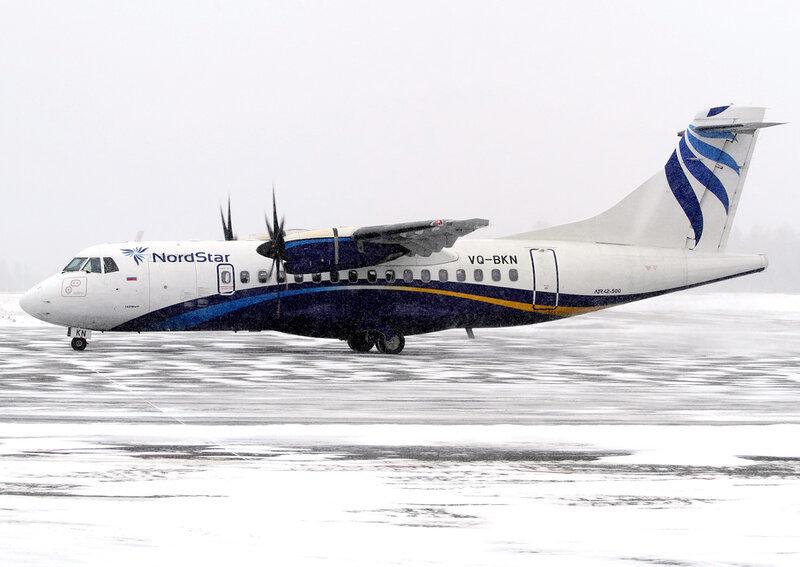 NordStar запустили новое направление из Красноярска