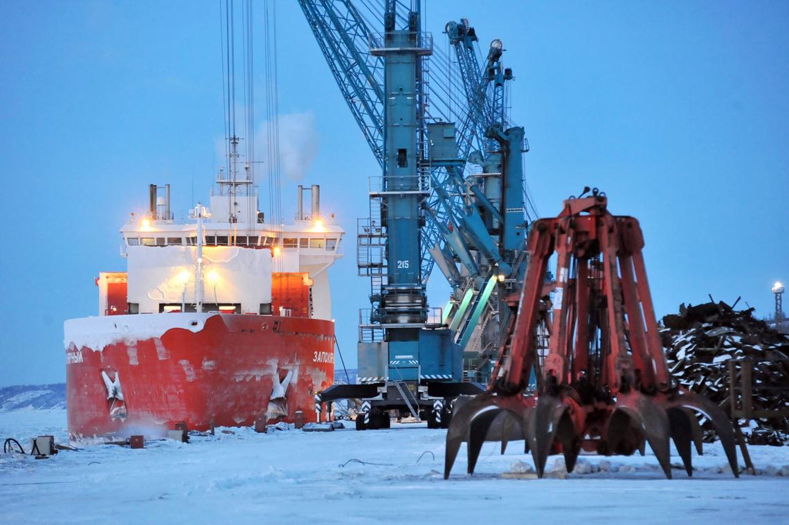 В связи с увеличением объёма перевозок по Северному морскому пути ледокольная проводка будет особо востребована