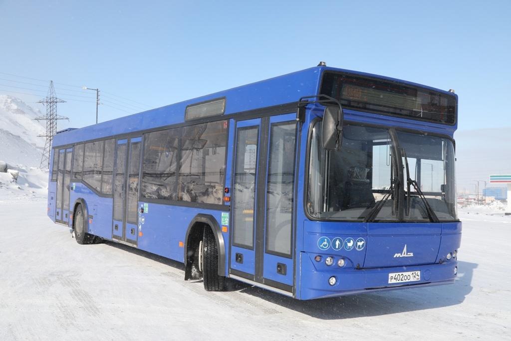 Развитие общественного транспорта в России