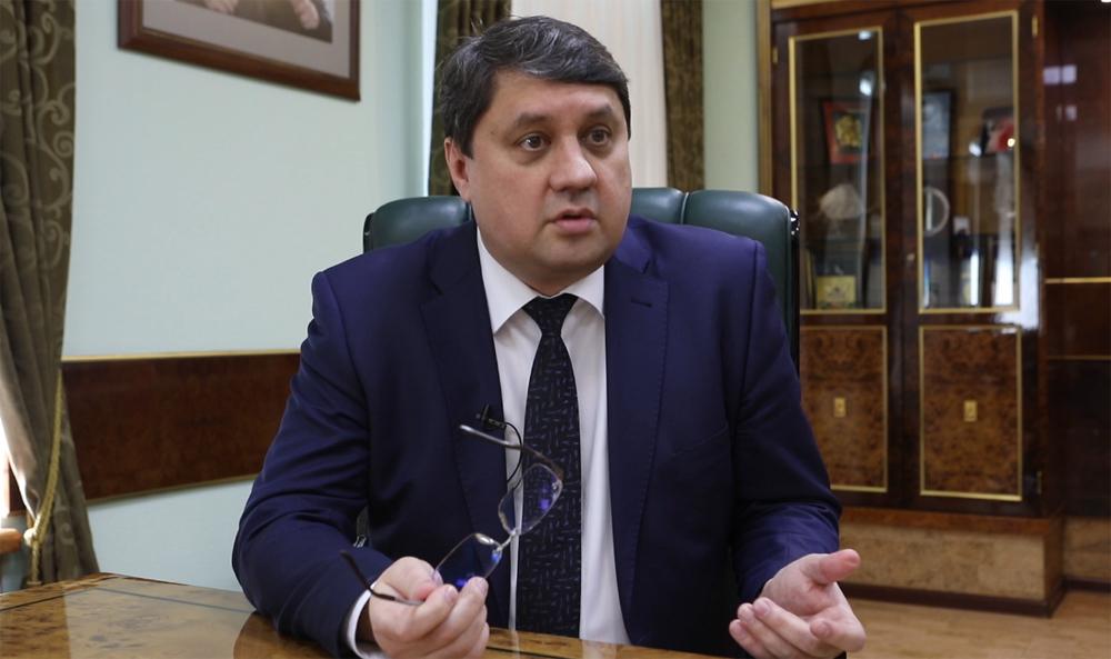 Интервью главы города Норильска Рината Ахметчина о мерах поддержки бизнеса