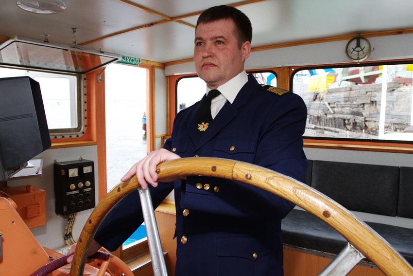 В Енисейском речном пароходстве стартовал конкурс среди экипажей