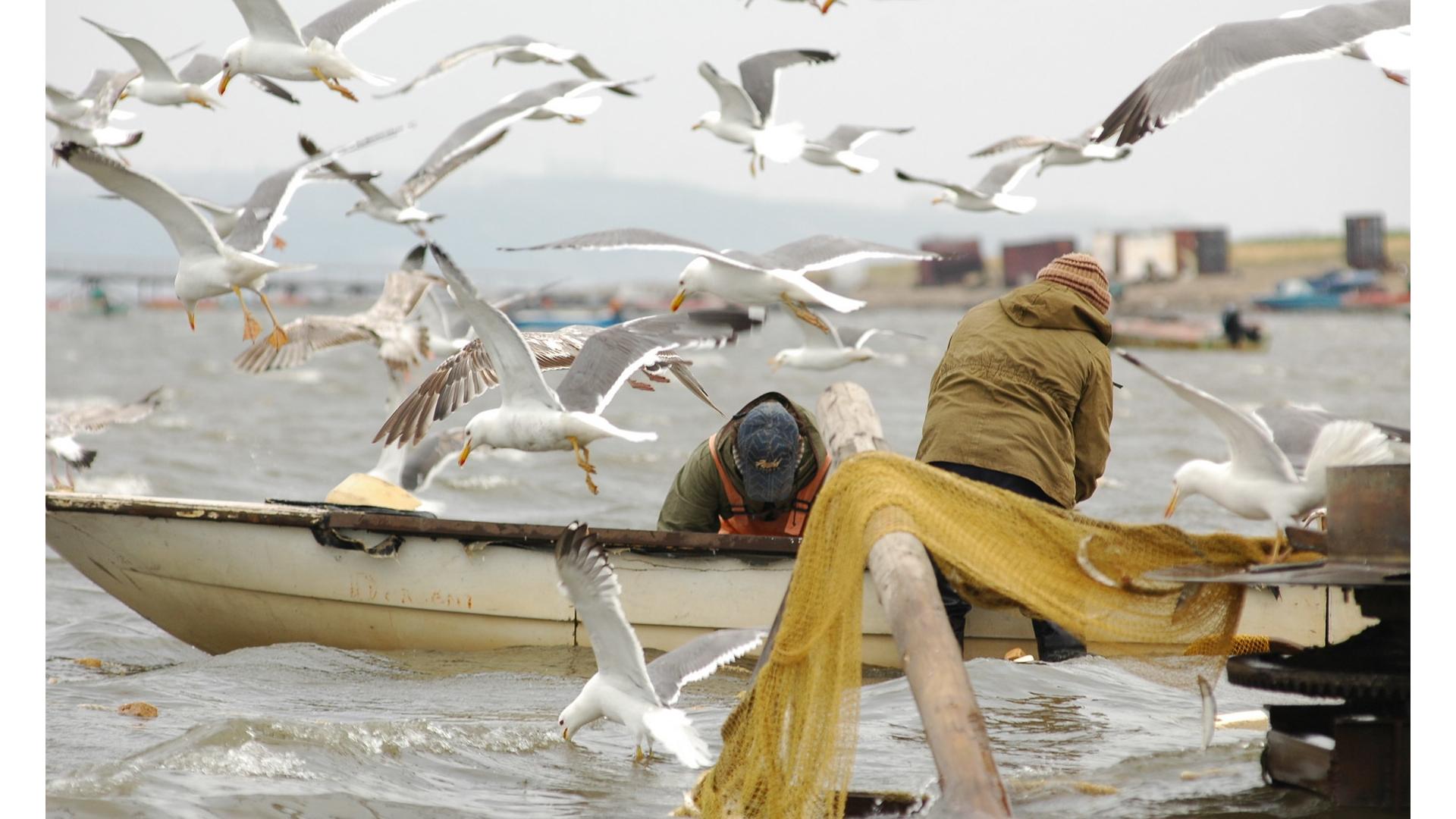 В таймырском посёлке Потапово отметили День рыбака