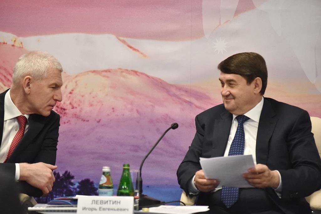 Игорь Левитин назвал конференцию в Норильске первым крупным разговором о том, что такое арктический спорт и туризм