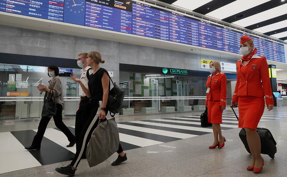 В России отменяется двухнедельный карантин для приезжающих в страну
