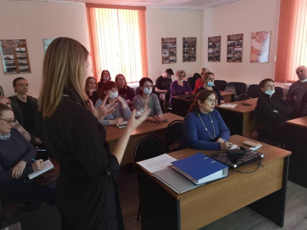 В «Школе краеведа» прошла заключительная лекция, и начались работы в городском архиве