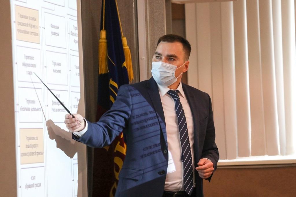 23 марта состоялась 27-я сессия Норильского городского Совета депутатов