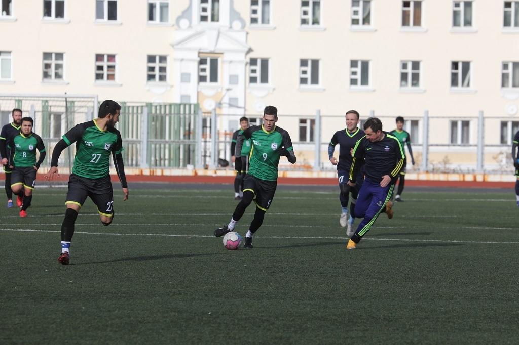 Завершился 40-й Кубок «Заполярной Правды» по большому футболу