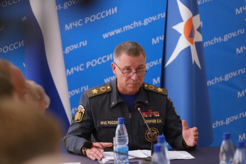 Главе МЧС России посмертно присвоено звание Героя России