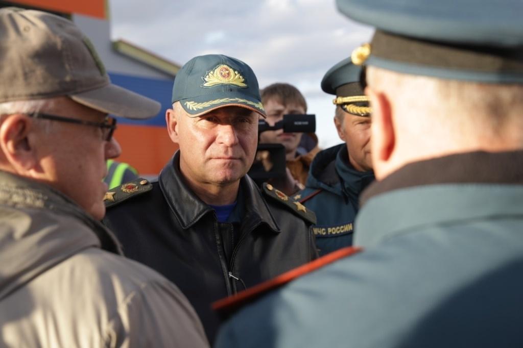 Соболезнования главы города Норильска в связи с трагической гибелью Евгения Зиничева и Александра Мельника