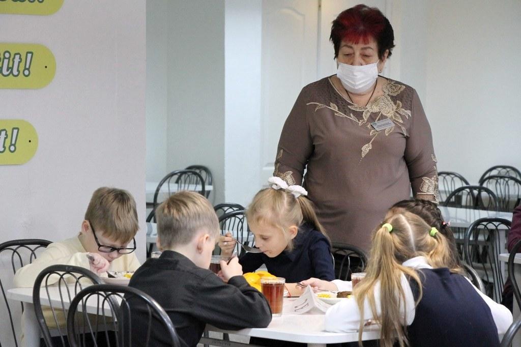 Школьное питание подорожало на 3,6%