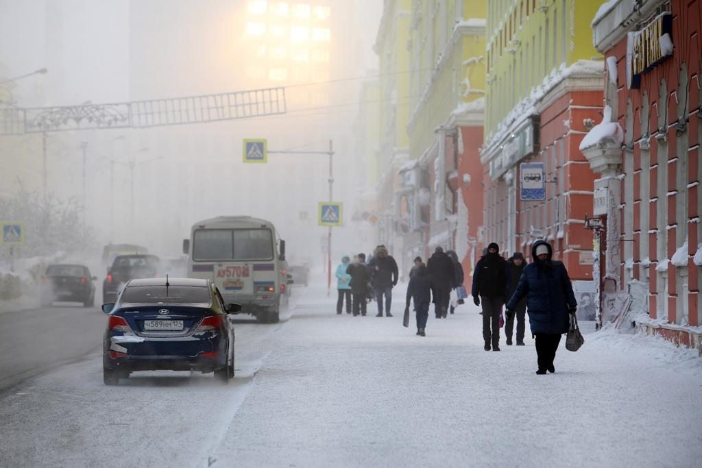 Норильчан приглашают принять участие в онлайн-опросе, который поможет выявить и решить насущные городские проблемы