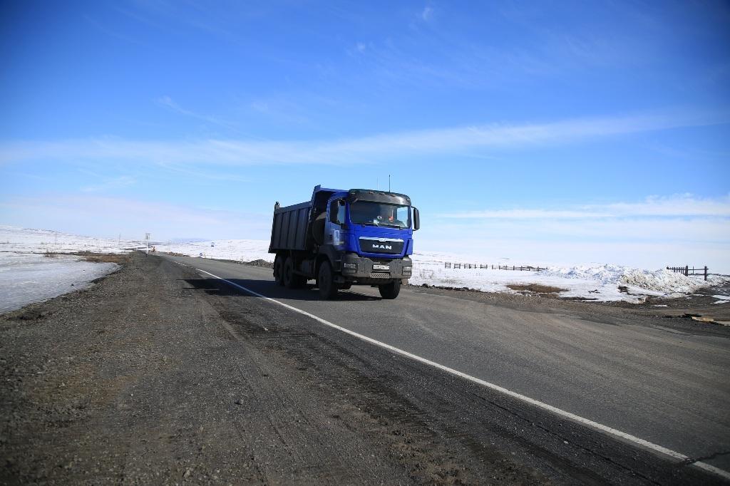 В 2021 году на текущий ремонт дорог в Норильске выделено более 400 миллионов рублей из местного бюджета
