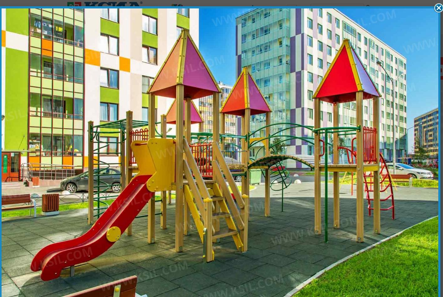Фрегат для малышей. Совсем скоро начнутся строительные работы на детской площадке во дворе дома на ул. Талнахской, 10