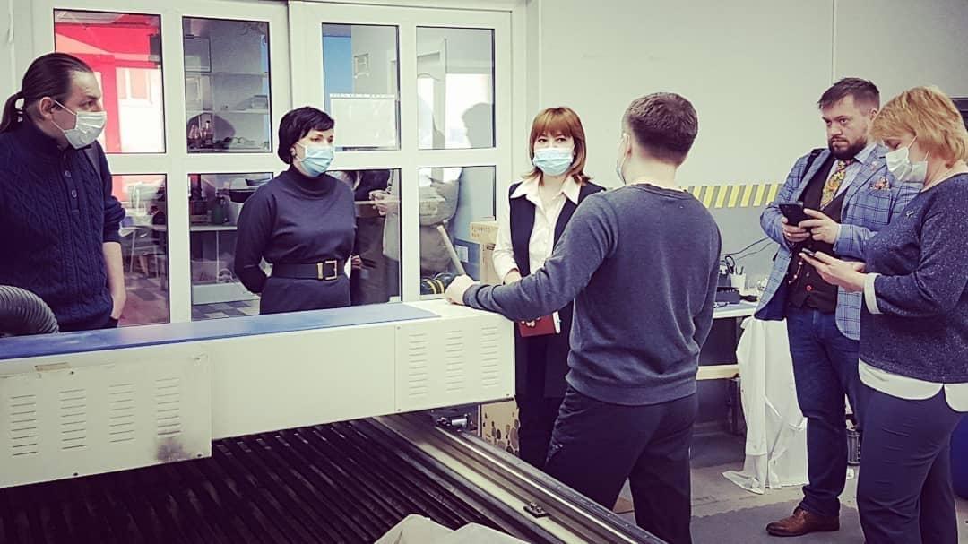 Преподаватели бизнес-школы Сколково оценили работу норильского «Фаблаба» и подсказали, как усовершенствовать лабораторию