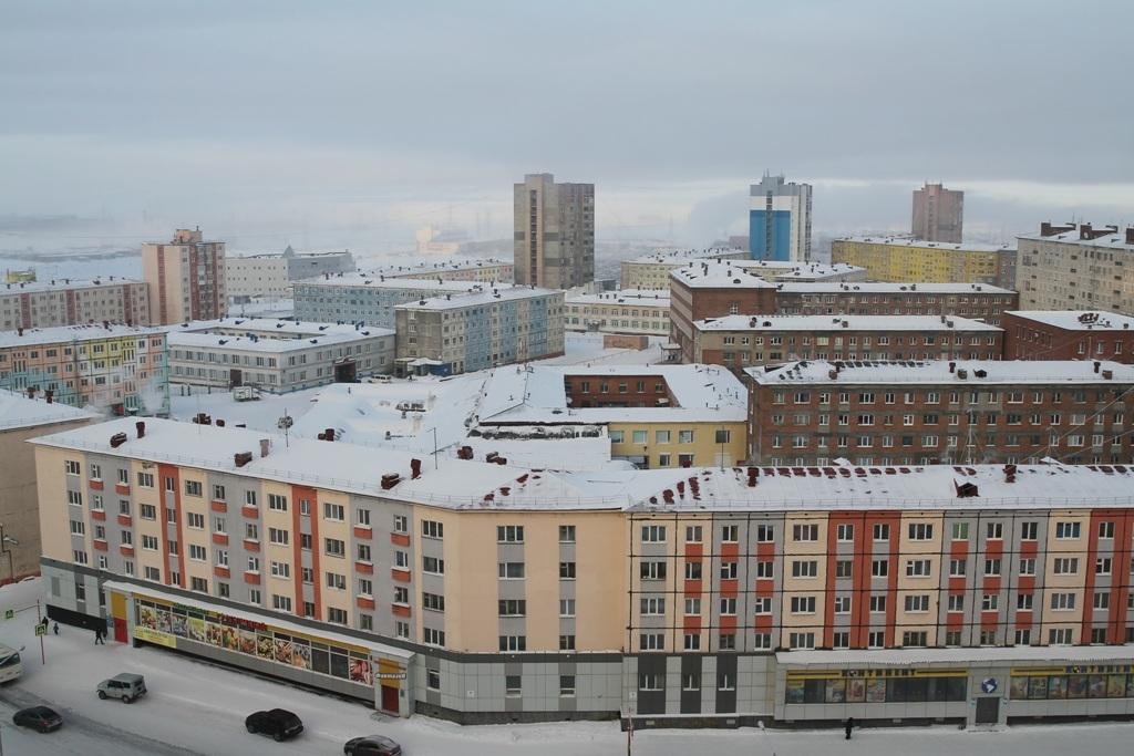 Команда специалистов Сибирского федерального университета завершила обследование фасадов норильских домов