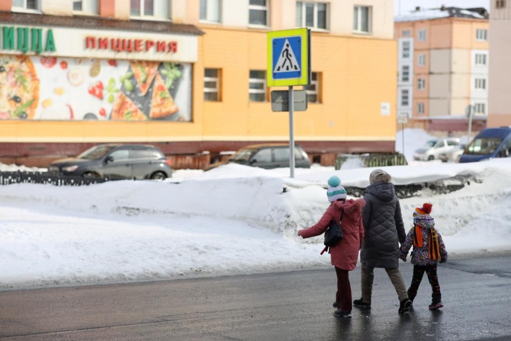 Госавтоинспекторы ведут активную профилактическую работу по предотвращению ДТП с участием пешеходов