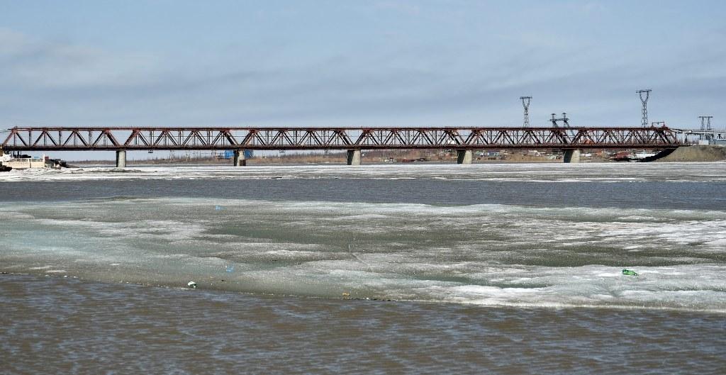 Режим повышенной готовности в связи с маловодьем реки Норильской снят