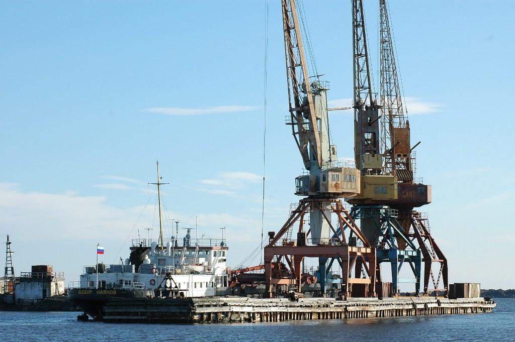 На Таймыре началось строительство морского терминала в рамках реализации проекта создания угольного кластера