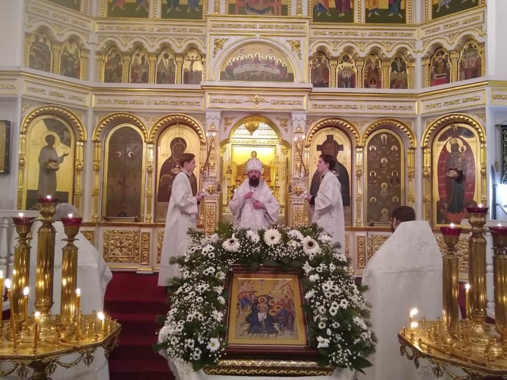 19 января православные отметили Святое Богоявление – праздник Крещения Господа Бога и Спаса нашего Иисуса Христа