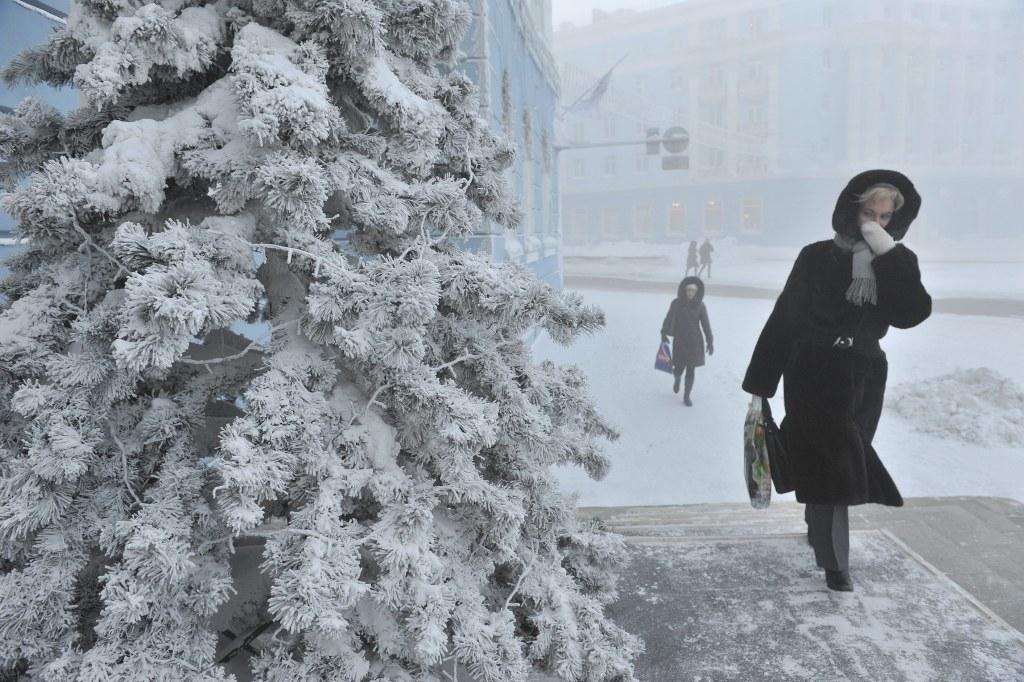 Управление ГО и ЧС информирует норильчан о надвигающемся сильном морозе
