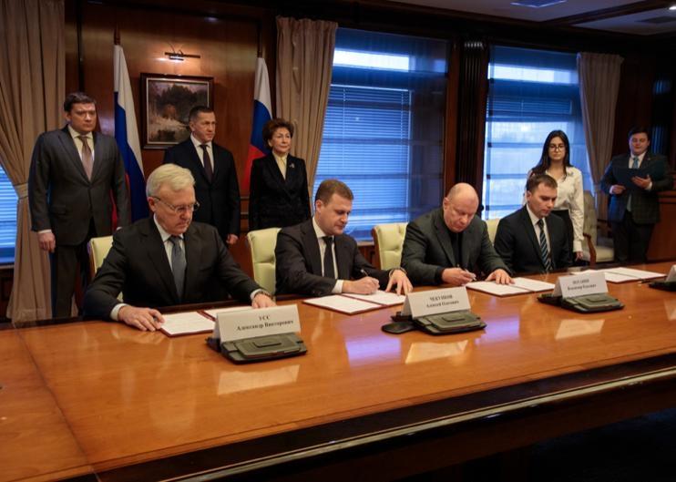 Четырёхстороннее соглашение о финансировании Комплексного плана социально-экономического развития Норильска подписано