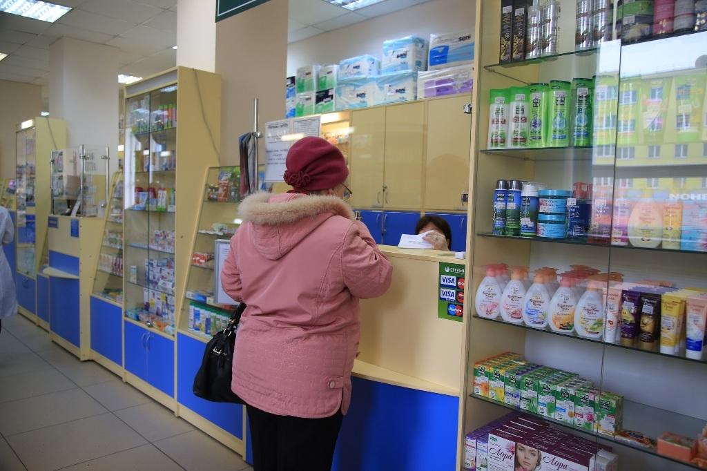 В Красноярском крае отмечен рост цен на медикаменты