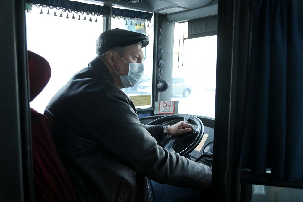 В Норильске прошёл рейд межведомственной группы «Масочный режим»