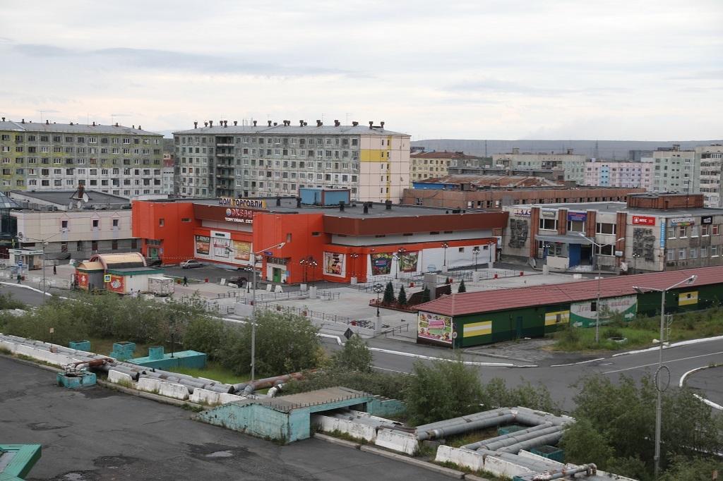 В районе Кайеркан планируют отремонтировать фасады шести домов