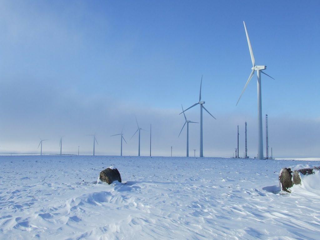 В Мурманске создаётся самый крупный ветропарк в России за полярным кругом